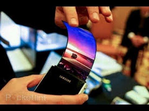Samsung SmartPhone Announces Youm Flexible OLED Next Year 2015