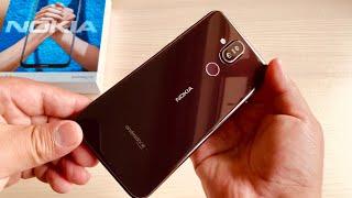Nokia 8.1 - Burgundy (Steel Copper) Edition First Look!