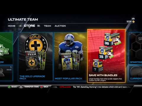 Madden 25 Ultimate Team How to Get Better Players In Packs(Pack Strategy)
