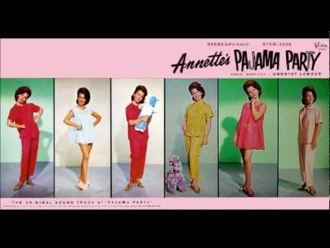 Annette Funicello - Pajama Party [full Album] 1964 video