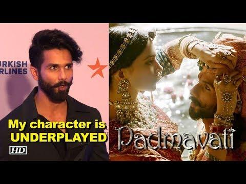 download lagu Shahid On `padmavati` Trailer: My Character Is Underplayed gratis