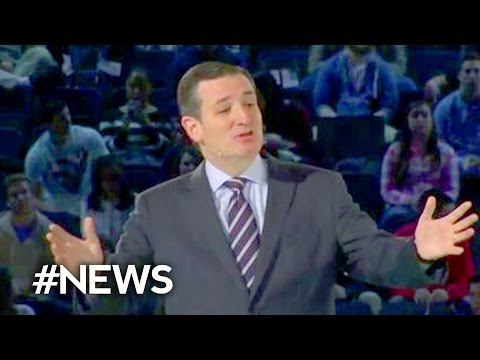 Ted Cruz President - CANADIAN TAKEOVER OF USA?!