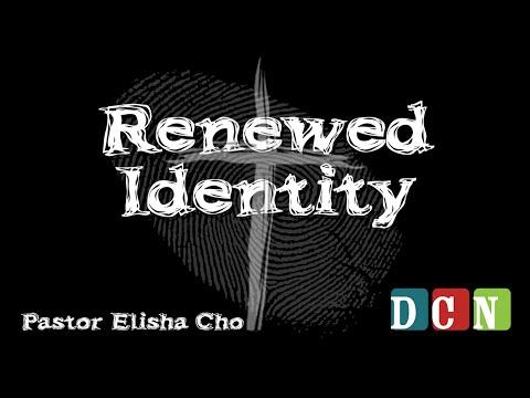 Renewed Identity, Pt 2 of 2: Reframing the Refrain