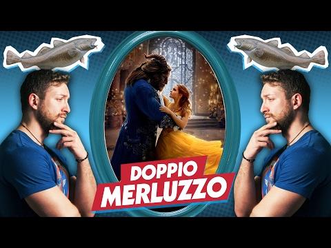 La Bella e la Bestia ridoppiato da Maurizio Merluzzo - #DoppioMerluzzo