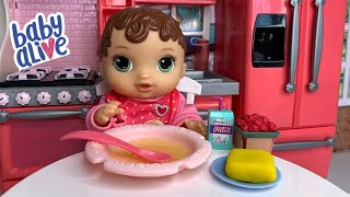 Baby Alive Abby Afternoon Routine