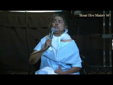 Pcnak-2014. Malayalam Christian Testimony. Sis Mary Kovoor. video