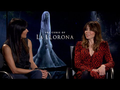 'The Curse Of La Llorona' Cast On Their Favorite Scary Movies