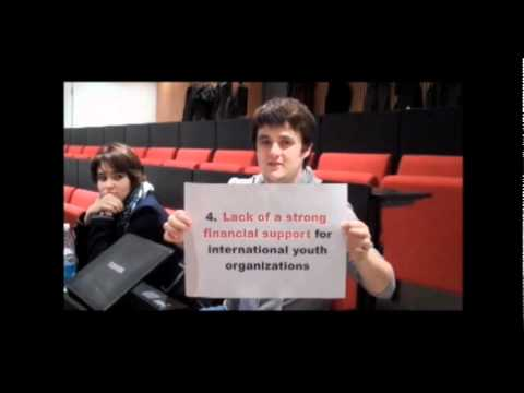 EU Youth Conference 2012 Give me 10 reasons for a separate youth programme...