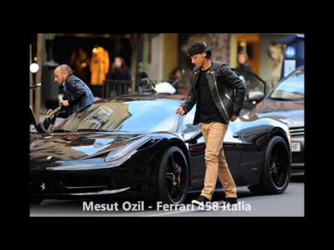 Messi Cars 2012 Footballers Cars 2012-2013 |