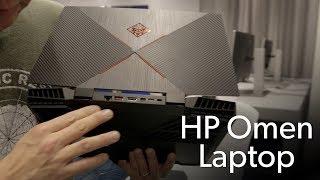 HP Omen 15 laptop: RTX inside?