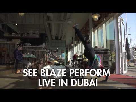 Blaze the Show - Live in Dubai