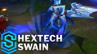 Hextech Swain Skin Spotlight - League of Legends