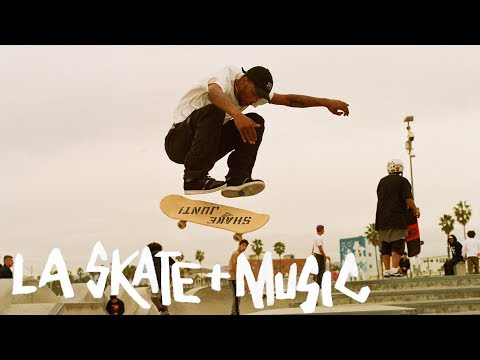 A Look at LA's Influential Skate and Music Scene | LA SKATE + MUSIC