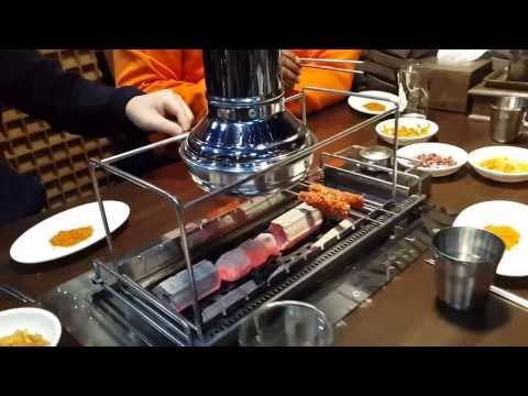 Chinese-Muslim Food in South Korea (Jeju island)