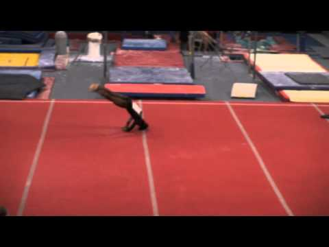 Simone Biles - Floor - Amercian Classic July 2011