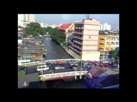 bus ride to bangkok airport