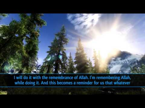 Bismillah   In The Name Of Allah ᴴᴰ ┇ Must Watch ┇ By Sheikh Dr  Bilal Philips ┇ video