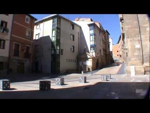 Recorriendo Logroño capital de La Rioja España