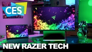 Razer Unleashes the Raptor Monitor at CES 2019