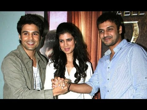 Rajeev Khandelwal, Tena Desae & Aditya Datt Promote 'Table No.21'