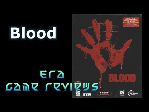 Era Game Reviews - Blood PC Game Review