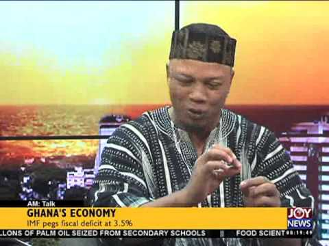 Ghana Economy - AM Talk on Joy News (6-11-15)