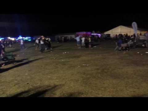 Bob geldof brentwood festival