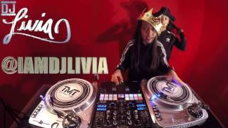 DJ Livia tribute to DJ Premier!