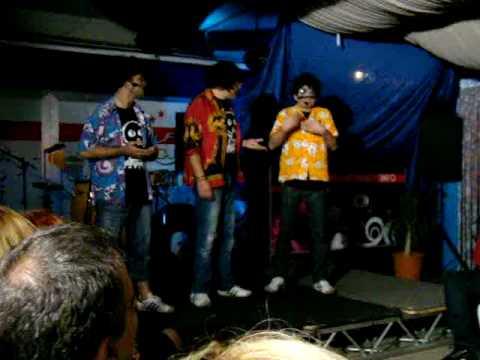 """5 anni poco loco live cabaret """"I ditelo voi""""!!"""