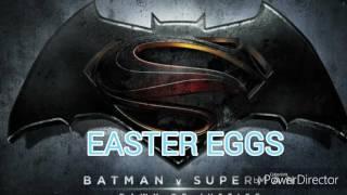 BATMAN V SUPERMAN l EASTER EGGS l HINDI l HD