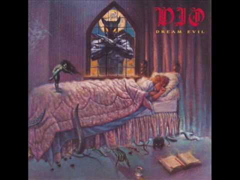 Dio - Faces in The Window