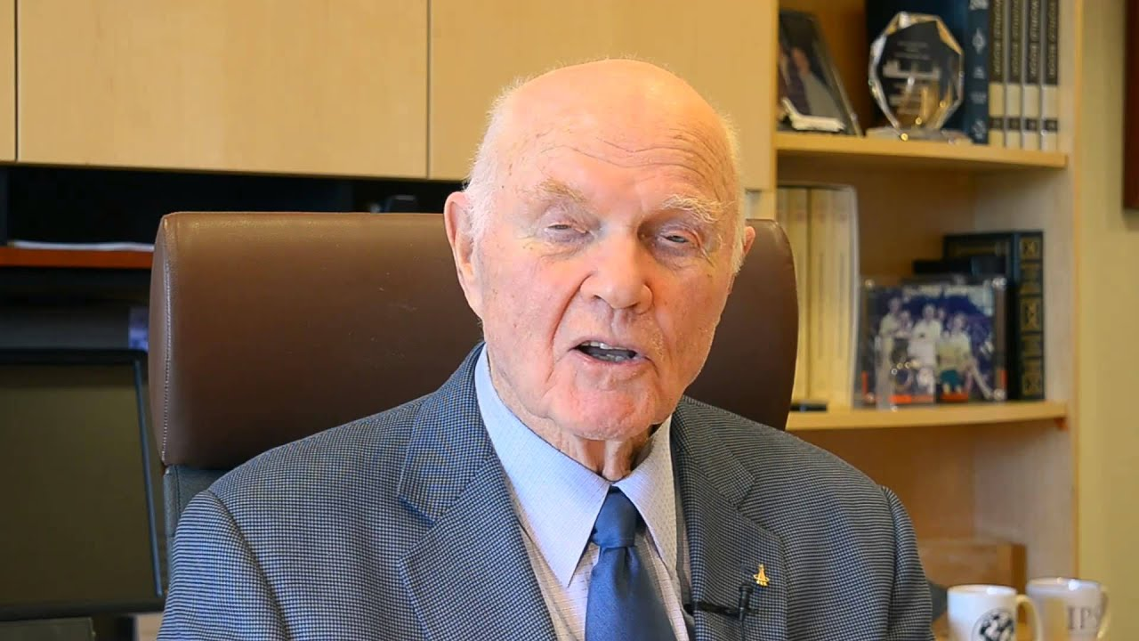 John Glenn address