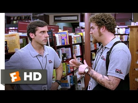 The 40 Year Old Virgin (3/8) Movie CLIP - How to Talk to Women (2005) HD
