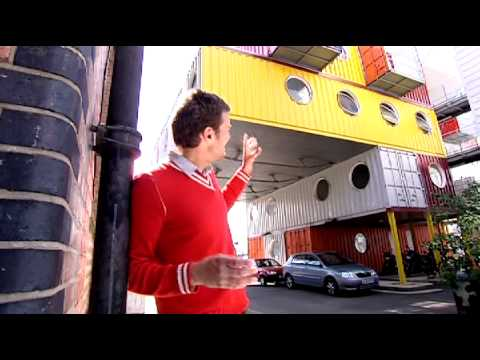 Container City - London