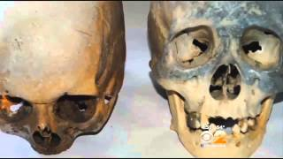 Human Skulls Found w/Books On Satan, Witchcraft/Robert DeVitto Christ Insane Flip Side Crap