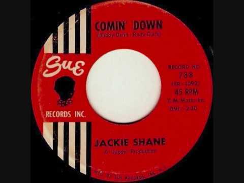 Jackie Shane ,  Comin Down