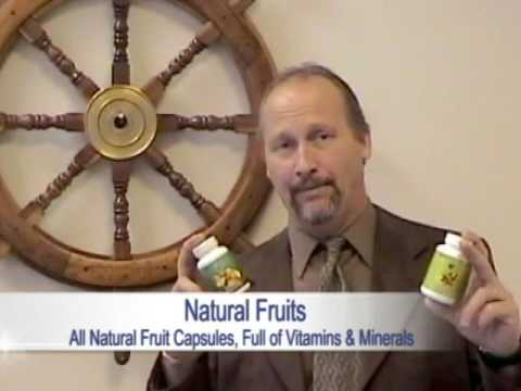All Natural Fruits by Nature's Blend