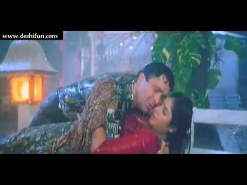 divya bharati rain song with rishi kapoor