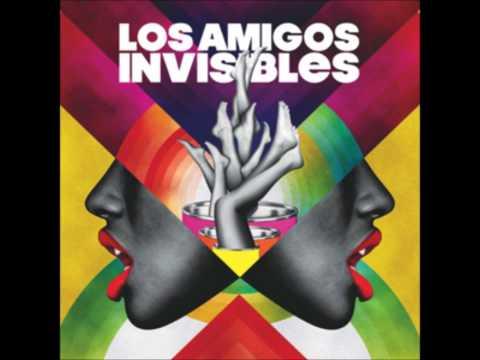 Los Amigos Invisibles - Cachete a Cachete