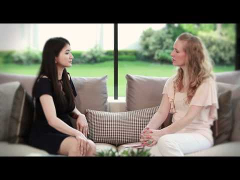 Rica Peralejo-Bonifacio (CCF Art Of Being A Woman Conference Interview 06.16.11)