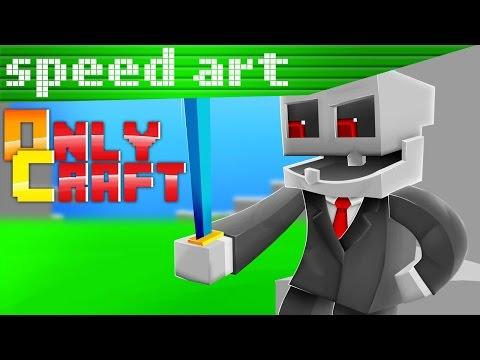 Only1Gam3r Thumbnail speed art