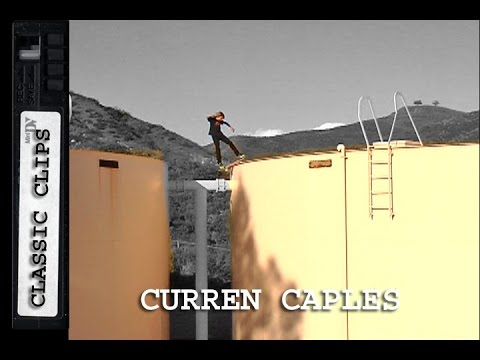Curren Caples Skateboarding Classic Clips #265