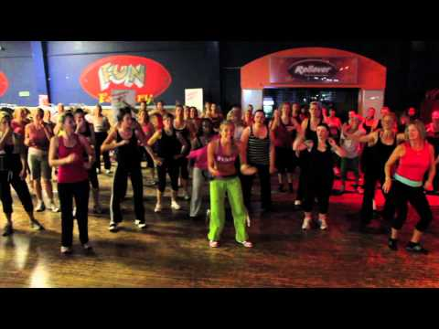 The Waka Waka - Zumba Class Version video