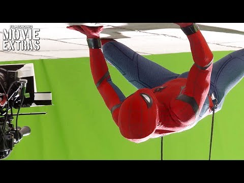 Spider-Man: Homecoming 'Making of' Featurette (2017) thumbnail