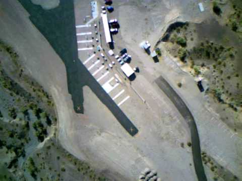 Glider flying in Lake Havasu City, AZ