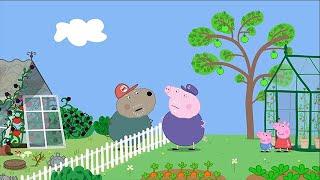 We Love Peppa Pig  Grandpa Pig's Greenhouse #26