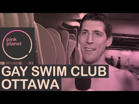 In this episode we explore a gay swim club in Ottawa, Ontario, ...