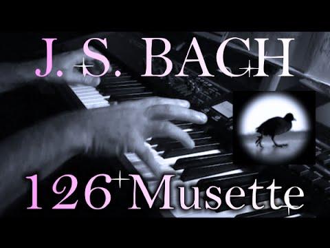 Бах Иоганн Себастьян - Musette in D Major