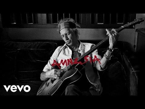 Keith Richards - Amnesia