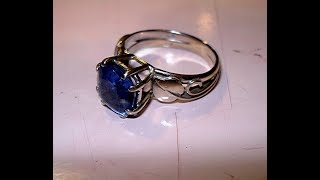 Ring lost in water FOUND